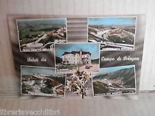 Vecchia cartolina foto d epoca di CAMPO DI SOLAGNA CIMA RIFUGIO ALBERGO VALLATA
