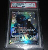 PSA 10 GEM MINT Decidueye GX SV47/SV94 SM Hidden Fates SHINY HOLO Pokemon Card