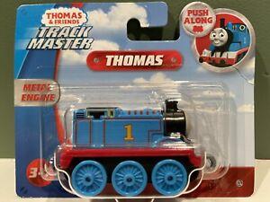 homas & Friends TrackMaster Push Along Thomas train engine