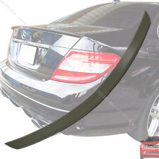 2008-2013 For Mercedes Benz W204 C class Sedan A Type Trunk Boot Spoiler