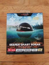New Deeper PRO+ GPS Wi-Fi Wireless Smart Sonar Depth Fish-Finder