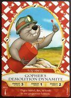 Sorcerer's of the Magic Kingdom - 46/70 - Gopher's Demolition Dynamite