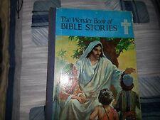 The Wonder Book Of Bible Stories by  David Kyles - 1965 - Hardback ebay uk