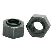 """1/2"""" BANDIT CHIPPER LOCK NUT - SPECIAL KNIFE NUT FOR BANDIT WOOD CHIPPERS"""
