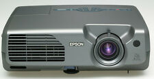Epson EMP-S3 3LCD Projector Beamer 1600 Lumens 800 x 600 1120 Hours