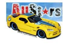 Maisto Allstars 2008 Dodge Viper SRT10 yellow