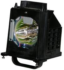 Philips Lamp/Bulb & Housing for Mitsubishi 915B403001 Models WD-60735, WD-60737