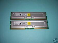 256MB Kingston PC800 RIMM RAMBUS RDRAM ECC