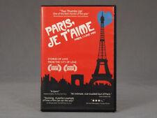 Paris, Je T'aime (2006) DVD 2007 Juliette Binoche