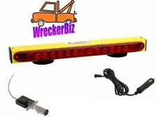 "Towmate TM22Y -4 Lifetime Warranty 22"" Wireless Tow Light Bar Yellow ""Sun Light"""