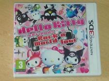 Jeux vidéo pour Famille et Nintendo 3DS