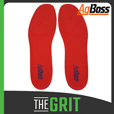 AgBoss Washable Gumboot Replacement Insoles Inner Soles
