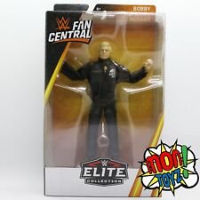 BOBBY HEENAN WWE Mattel Fan Central Exclusive Elite Collection Action Figure HTF