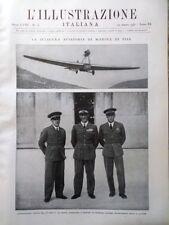 L'illustrazione Italiana 29 Marzo 1931 Maddalena Cecconi Pompei Moretti Ramadan