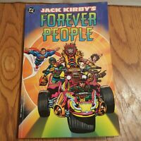 Jack Kirby's The Forever People - Paperback By Kirby, Jack