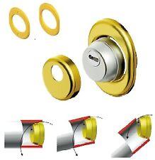 defender Sferik BDS 16 mostrina coprivite oro lucido protezione serrature