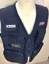 CANON Pro Team FRANCE WORLD CUP '98 SOCCER EVENT ISSUED PHOTOGRAPHY Vest