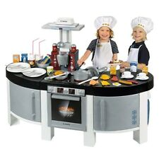 LARGE BOSCH LIFESTYLE PLAY KITCHEN - KIDS CHILDS - PLAYSET ACCESSORIES TOY GIFT