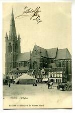 CPA - Carte Postale - Belgique - Eecloo - L'Eglise - 1906 (BR14352)