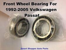 Front Wheel Bearing for 1992, 1998-2005 Volkswagen Passat a Set of 2 -Pair