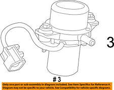 CHRYSLER OEM-Brake Vacuum Pump 5154322AA