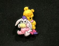 Jibbitz Crocs Shoes Wristband Charms Disney Winnie The Pooh Full Body