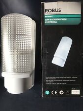 60 Watt Or 12 Watt Led bulkhead light With Photocell
