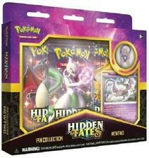 Sun & Moon Hidden Fates Mewtwo Pin Collection Box (Pokemon) Sealed Pokemon 3Q6