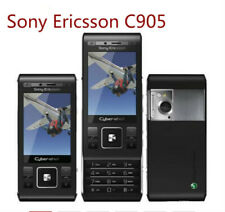 Original Sony Ericsson C905 Mobile Phone 8MP WIFI Bluetooth 3G GSM Unlocked C