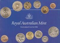 CB675) Australia 1984 RAM unc. coin year set. In original packaging