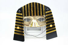 Egyptian Mens Womens Venetian masquerade Mask masked ball Gold Pharaoh Eye Mask