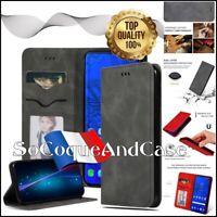 Etui Coque Housse Cuir PU Leather Quality Case Cover Xiaomi Redmi Note 7, Mi 9T