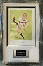 More details for signed framed jonny wilkinson england rugby union print + proof 2003 rwc winner