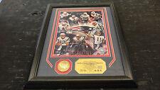 New England Patriots Super Bowl XXXVI Photo Coin Highland Mint LE #ed 351/1000