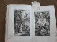 1797.MALFILATRE.NARCISSE DANS L'ISLE DE VENUS/IMBERT.JUGEMENT DE PARIS.Gravures