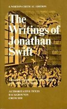 Norton Critical Editions: The Writings of Jonathan Swift 0 by Jonathan Swift, Wi