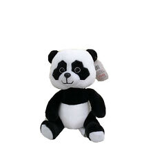 "7"" Panda Bear with Big Eyes Plush Stuffed Animal Toy Fiesta Toys Brand New"