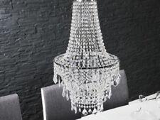 Artículos de iluminación de techo de interior de plástico de color principal transparente