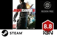 Just Cause 2 [PC] Steam Download Key - FAST DELIVERY
