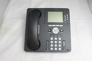 Lot Of 10 Avaya 9630G 4-Button Display Business Office IP Phones (700405673)