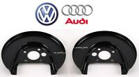 Genuine Rear Left Right Brake Disc Cover Protection Plate Audi A3 TT VW Golf mk4