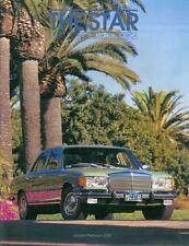 2000 The Star Magazine (Mercedes-Benz Club of America) January/February