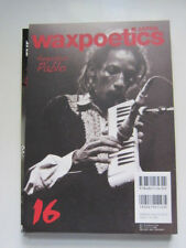 Wax Poetics 16 Augustus Pablo Japanese language version