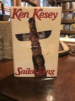 1st Edition 1st Printing of Sailor's Song by Ken Kesey!! Excellent Copy!!