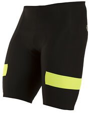 Pearl Izumi Quest Splice Bike Cycling Shorts Black/Screaming Yellow 2XL