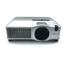 Hitachi CP-SX635 LCD Projector | Lamp Hours: 6999H