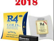 2018 r4 Oro Pro FLASHCART funciona en todos los modelos, ENVÍO RÁPIDO Reino Unido
