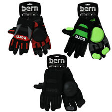 Bern Longboard Slide Gloves Fulton (Pair, Includes Pucks)