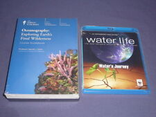 Teaching Co Great Courses  DVDs             OCEANOGRAPHY        new + BONUS