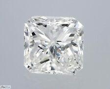 Radiant Cut Diamond Loose Real 100% Natural IGI Cert 1.00 Carat H SI1 Very Good